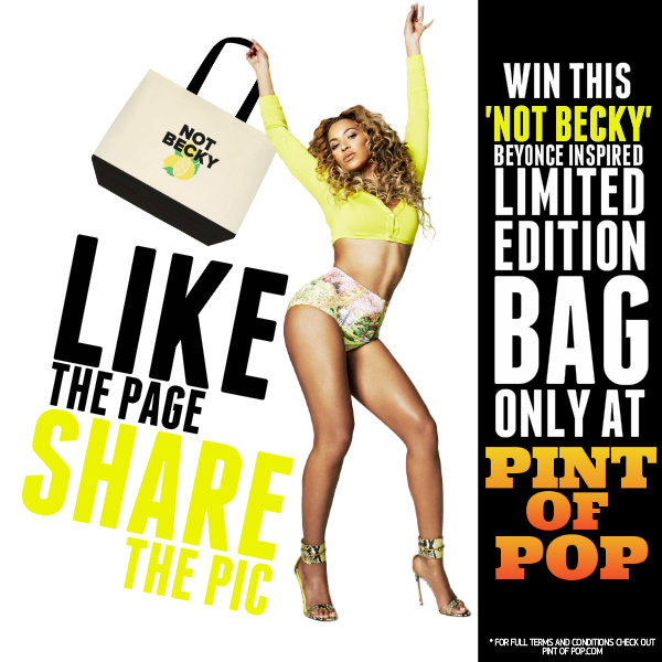 NOT BECKY BAG_YELLOW
